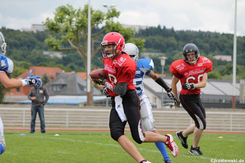 Das finale Turnier der U15 Landesliga Mitte 158
