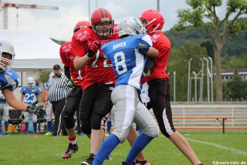 Das finale Turnier der U15 Landesliga Mitte 159