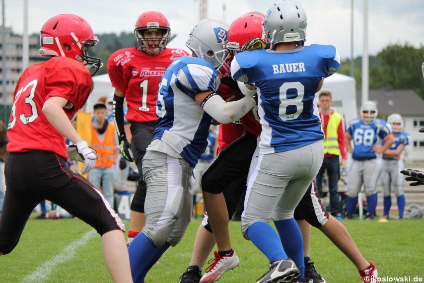 Das finale Turnier der U15 Landesliga Mitte 160