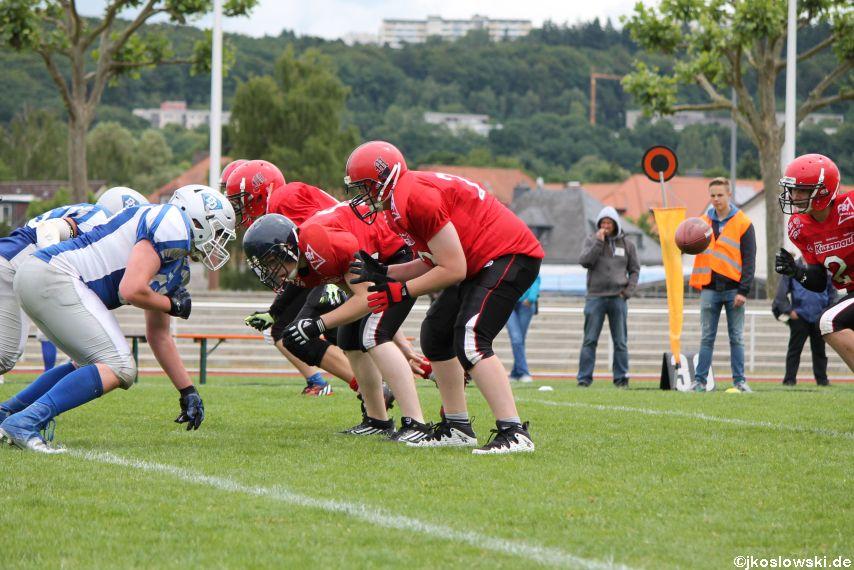 Das finale Turnier der U15 Landesliga Mitte 161