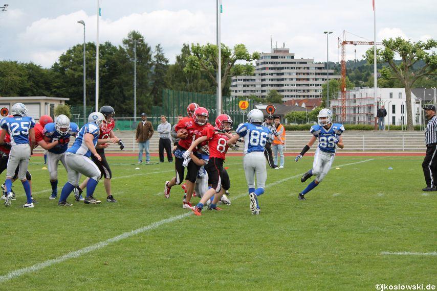 Das finale Turnier der U15 Landesliga Mitte 171
