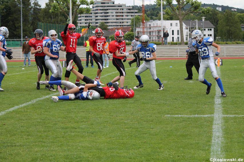 Das finale Turnier der U15 Landesliga Mitte 172