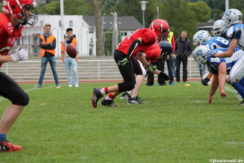 Das finale Turnier der U15 Landesliga Mitte 174
