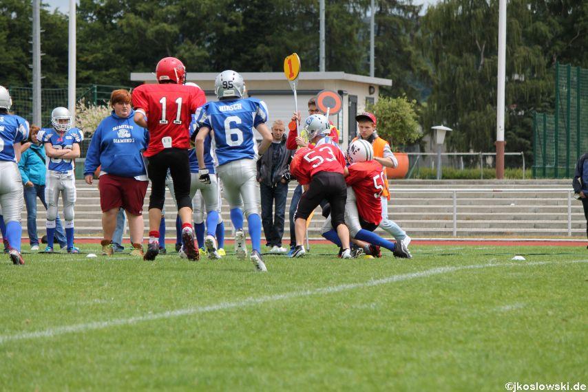 Das finale Turnier der U15 Landesliga Mitte 179