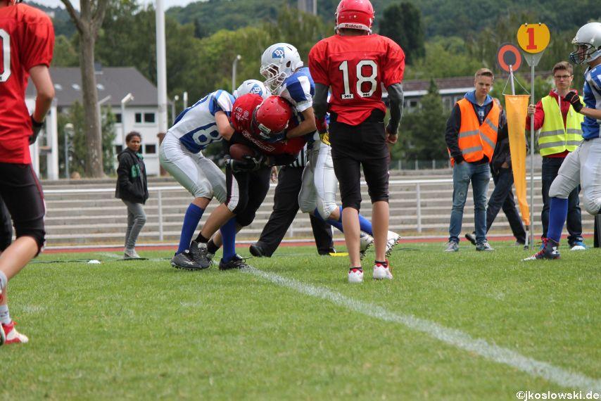 Das finale Turnier der U15 Landesliga Mitte 186