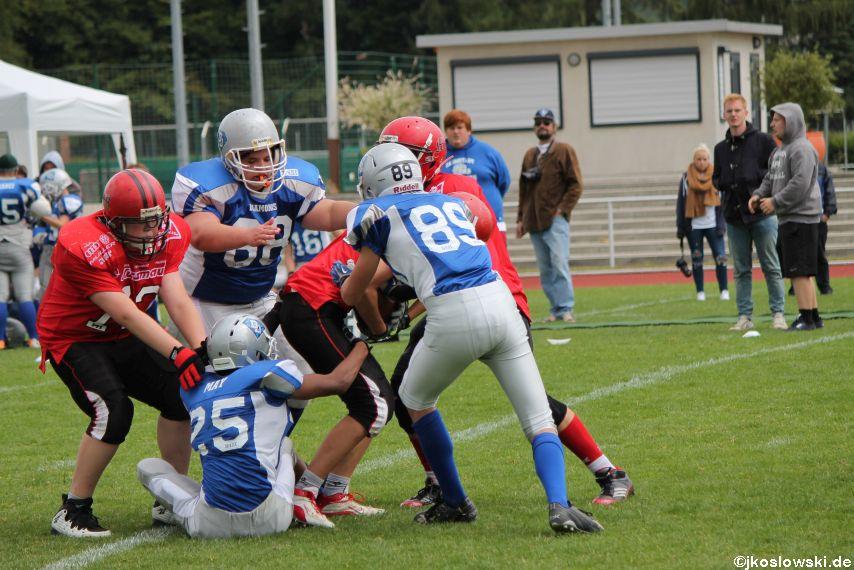 Das finale Turnier der U15 Landesliga Mitte 187