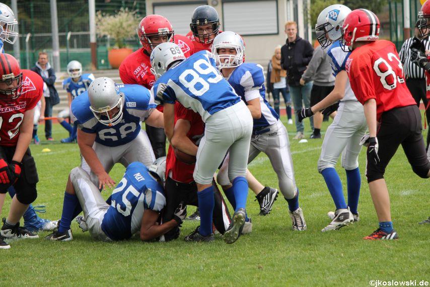 Das finale Turnier der U15 Landesliga Mitte 188