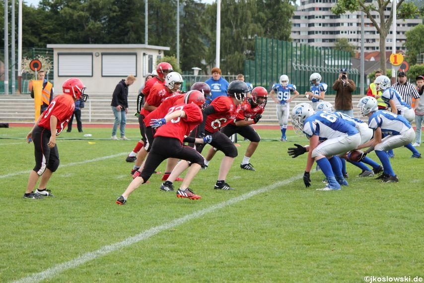 Das finale Turnier der U15 Landesliga Mitte 190