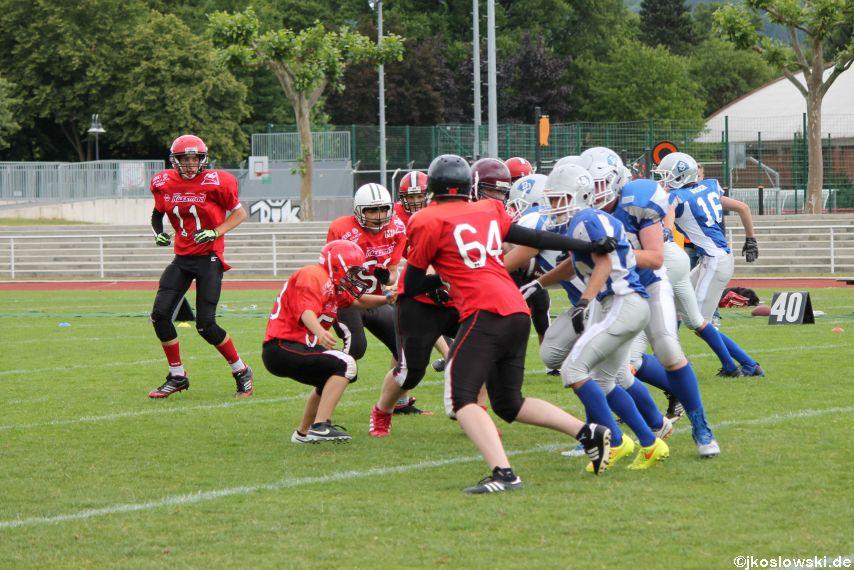 Das finale Turnier der U15 Landesliga Mitte 192