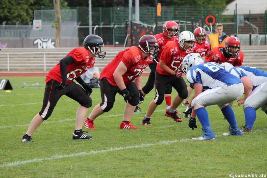 Das finale Turnier der U15 Landesliga Mitte 195
