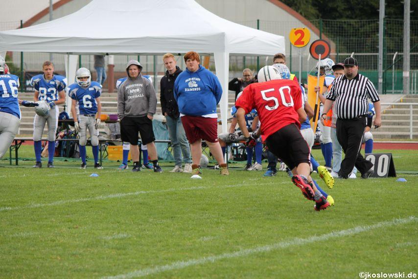 Das finale Turnier der U15 Landesliga Mitte 196
