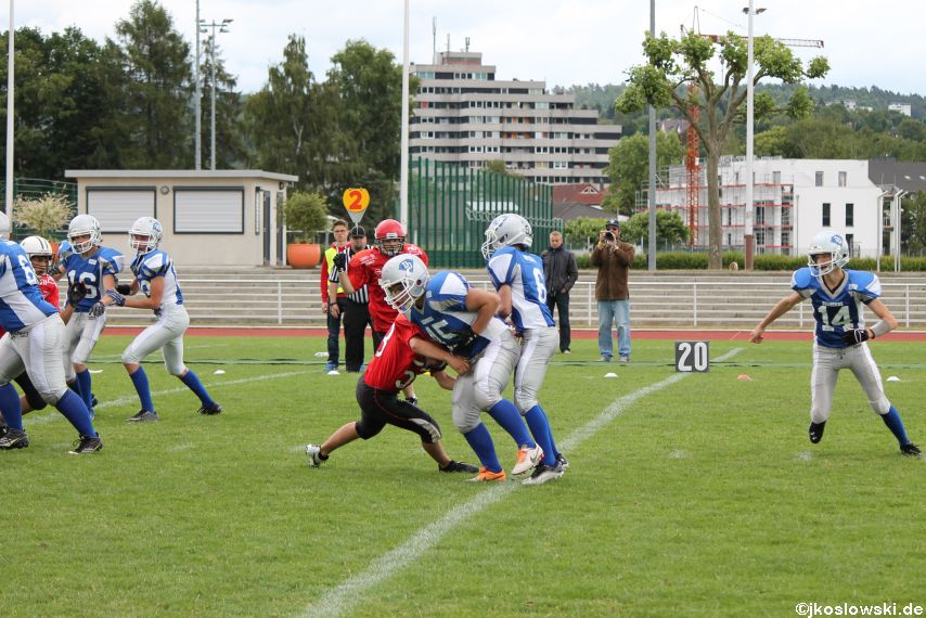 Das finale Turnier der U15 Landesliga Mitte 197