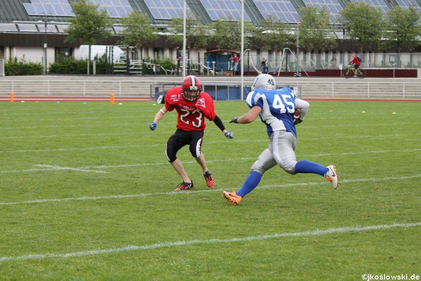 Das finale Turnier der U15 Landesliga Mitte 199