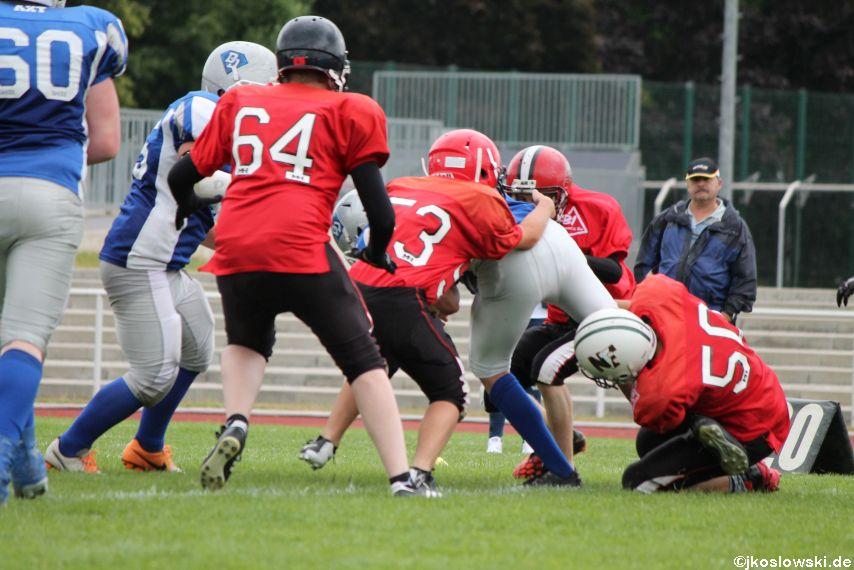 Das finale Turnier der U15 Landesliga Mitte 201
