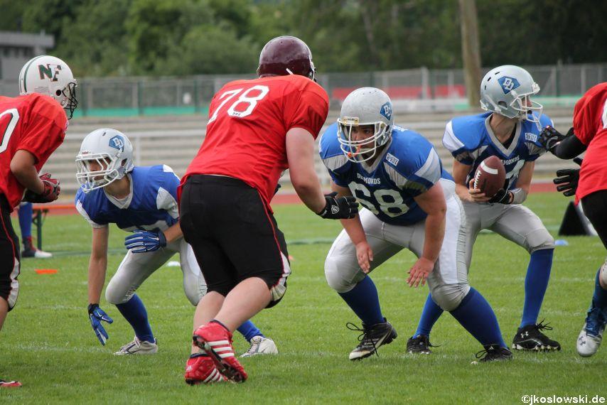 Das finale Turnier der U15 Landesliga Mitte 202