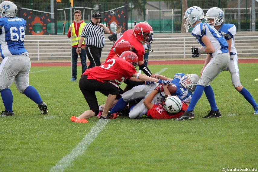 Das finale Turnier der U15 Landesliga Mitte 205