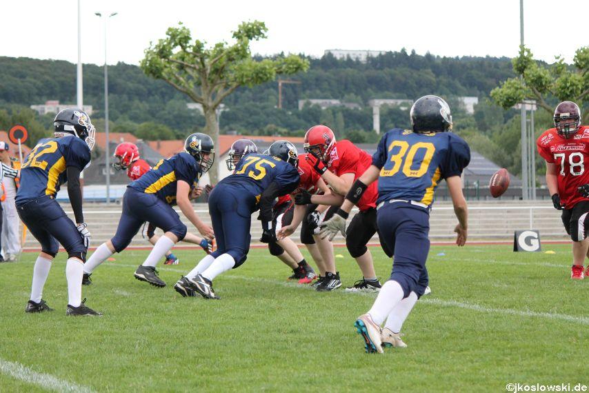 Das finale Turnier der U15 Landesliga Mitte 210
