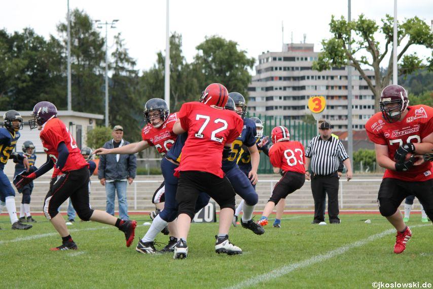Das finale Turnier der U15 Landesliga Mitte 211