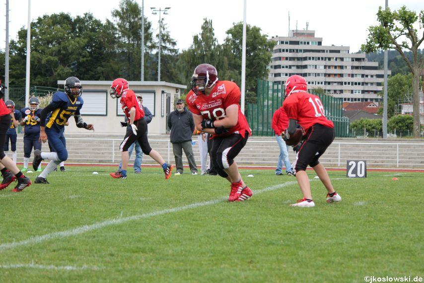 Das finale Turnier der U15 Landesliga Mitte 212