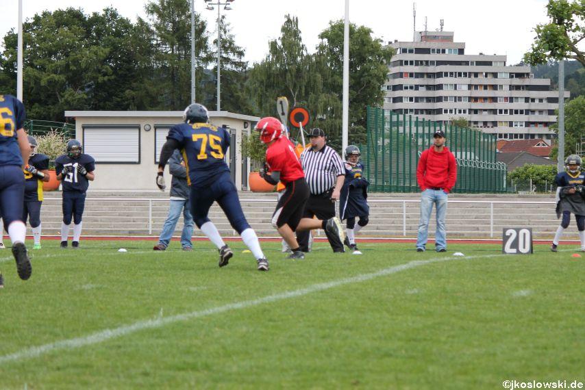 Das finale Turnier der U15 Landesliga Mitte 213
