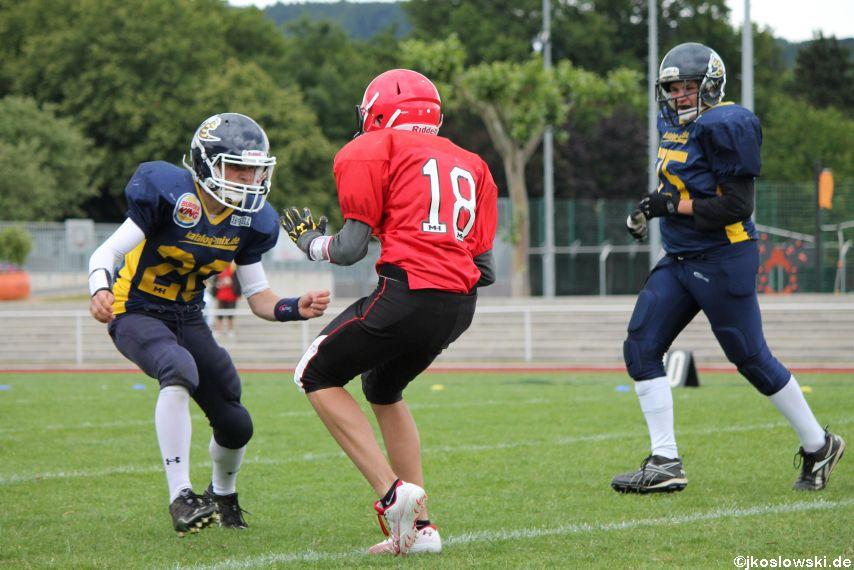 Das finale Turnier der U15 Landesliga Mitte 217