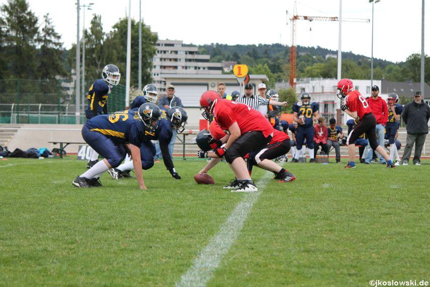 Das finale Turnier der U15 Landesliga Mitte 219