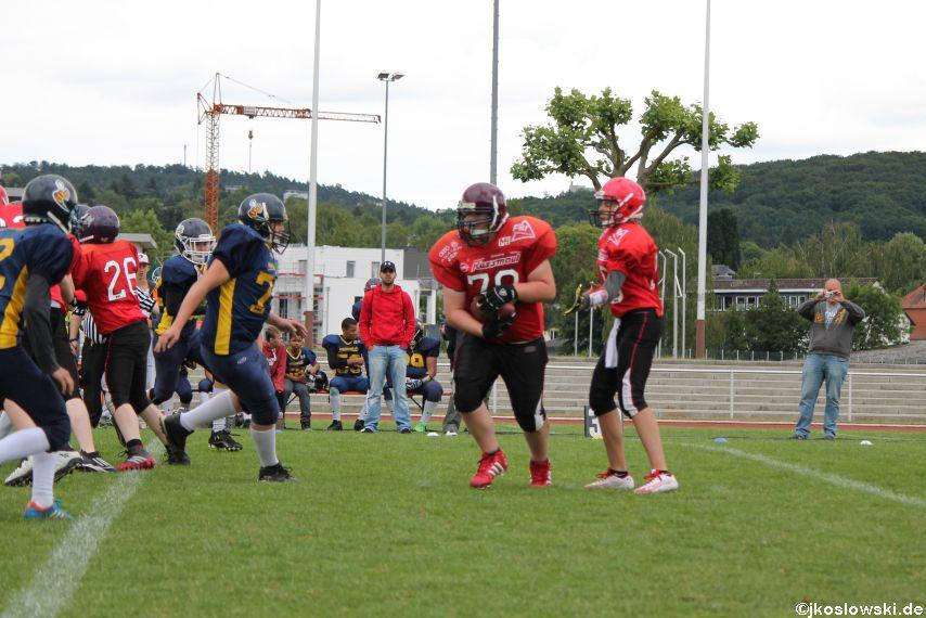 Das finale Turnier der U15 Landesliga Mitte 220