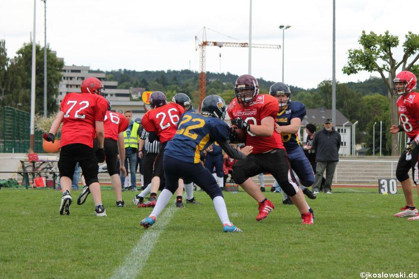 Das finale Turnier der U15 Landesliga Mitte 221
