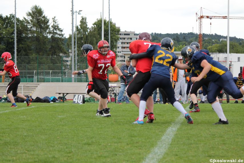 Das finale Turnier der U15 Landesliga Mitte 222