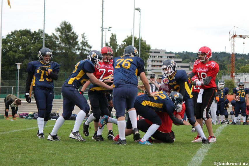 Das finale Turnier der U15 Landesliga Mitte 224