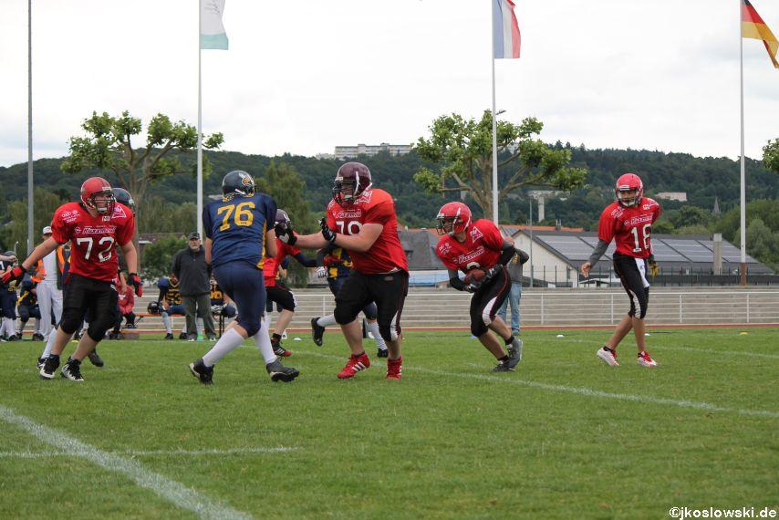 Das finale Turnier der U15 Landesliga Mitte 228