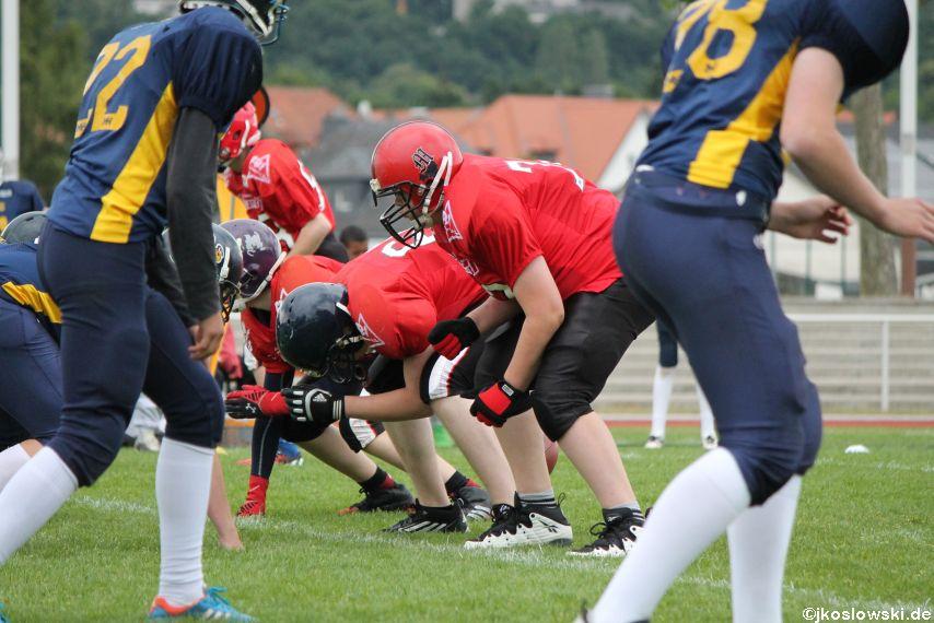 Das finale Turnier der U15 Landesliga Mitte 229