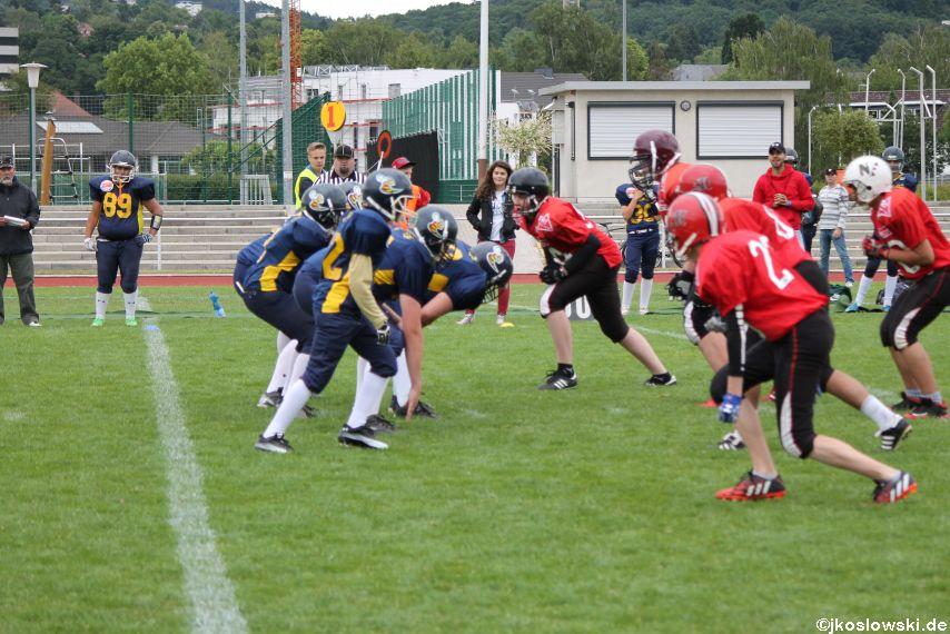 Das finale Turnier der U15 Landesliga Mitte 240