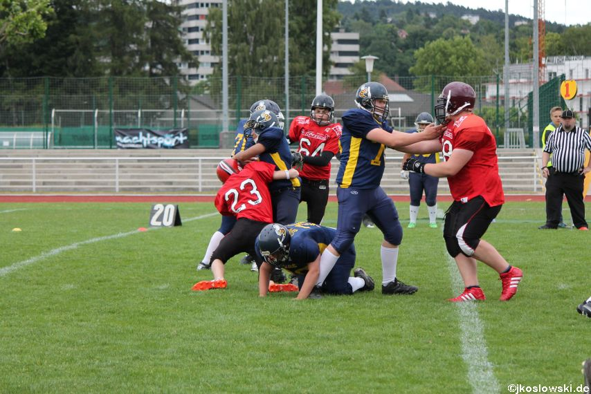 Das finale Turnier der U15 Landesliga Mitte 241
