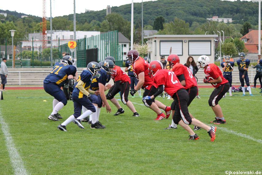 Das finale Turnier der U15 Landesliga Mitte 242