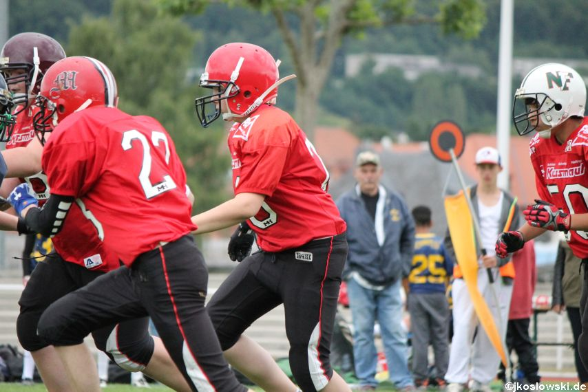 Das finale Turnier der U15 Landesliga Mitte 246