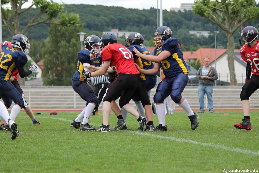 Das finale Turnier der U15 Landesliga Mitte 248