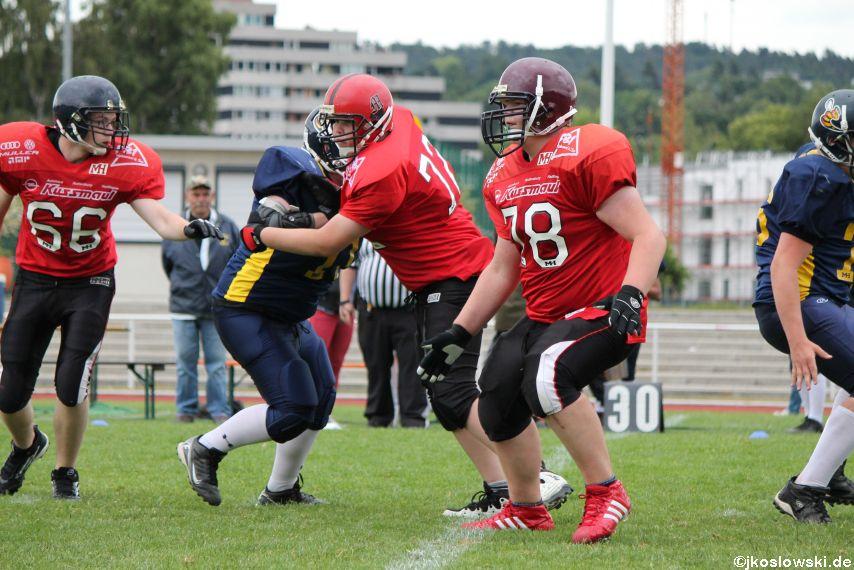 Das finale Turnier der U15 Landesliga Mitte 250