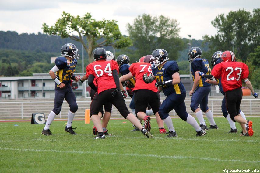 Das finale Turnier der U15 Landesliga Mitte 257