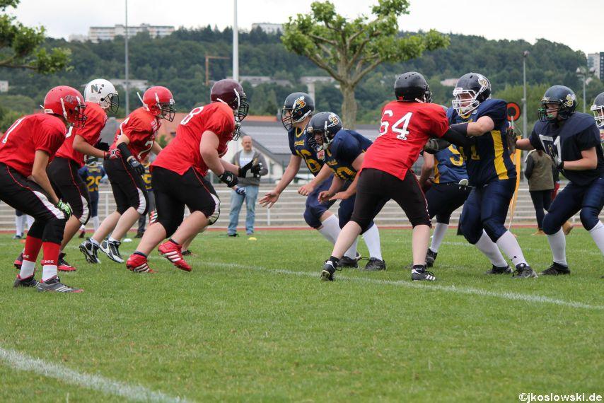 Das finale Turnier der U15 Landesliga Mitte 260