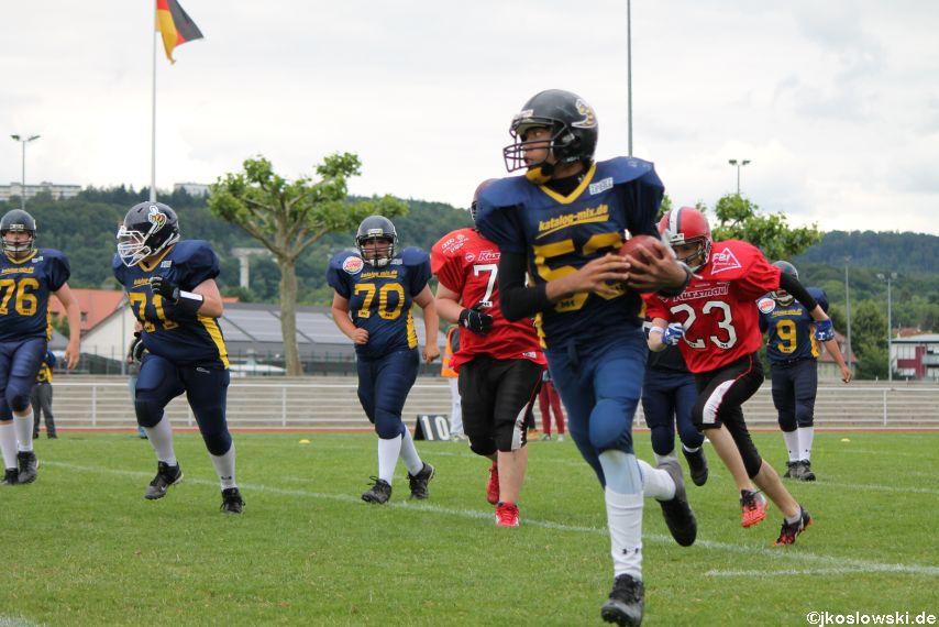 Das finale Turnier der U15 Landesliga Mitte 262