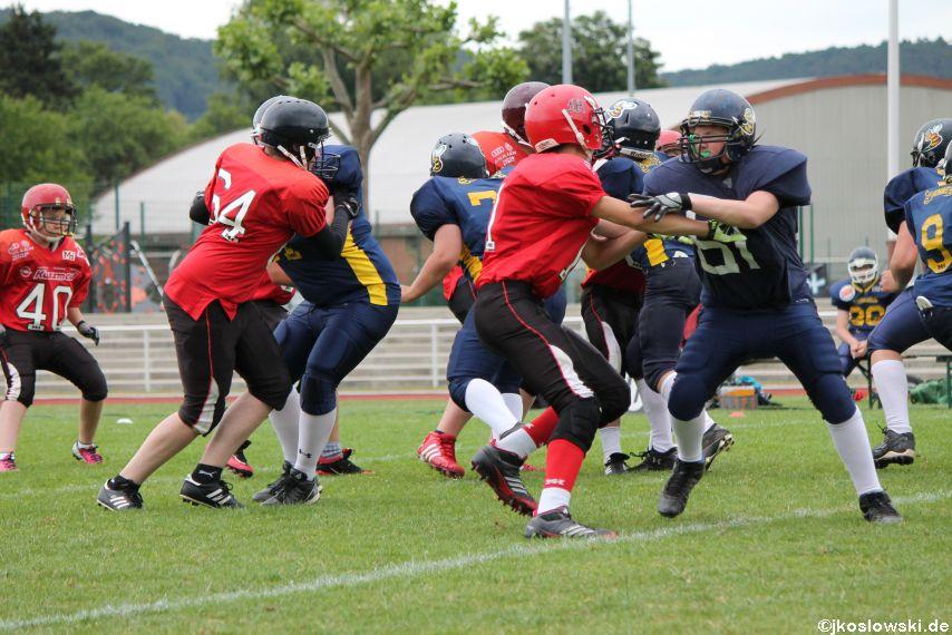 Das finale Turnier der U15 Landesliga Mitte 264
