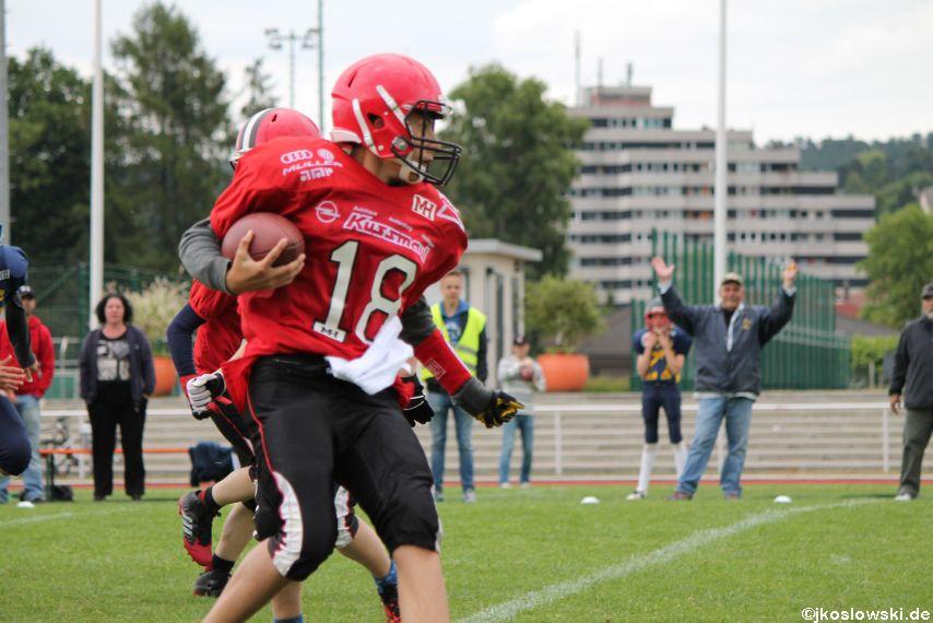 Das finale Turnier der U15 Landesliga Mitte 267