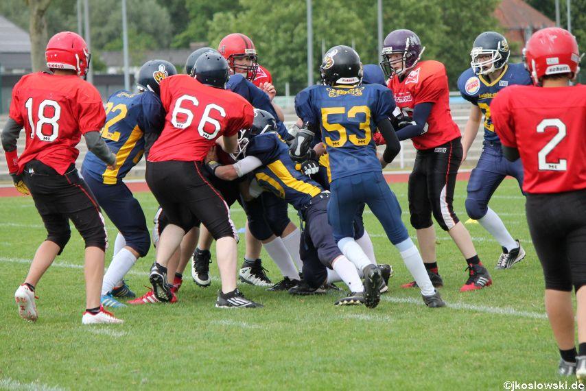 Das finale Turnier der U15 Landesliga Mitte 276