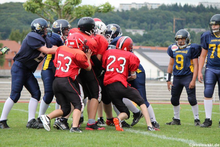 Das finale Turnier der U15 Landesliga Mitte 281
