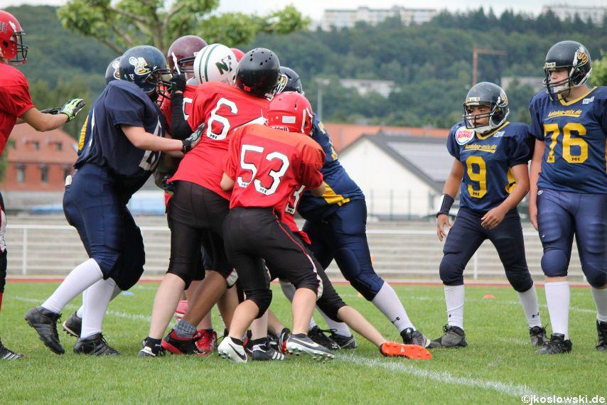 Das finale Turnier der U15 Landesliga Mitte 282