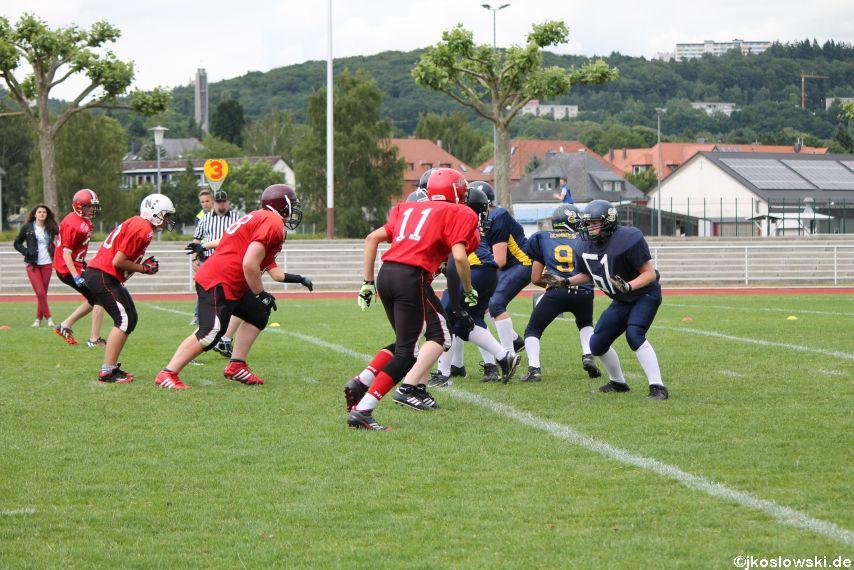 Das finale Turnier der U15 Landesliga Mitte 283