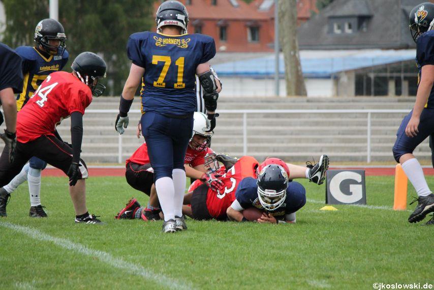 Das finale Turnier der U15 Landesliga Mitte 284