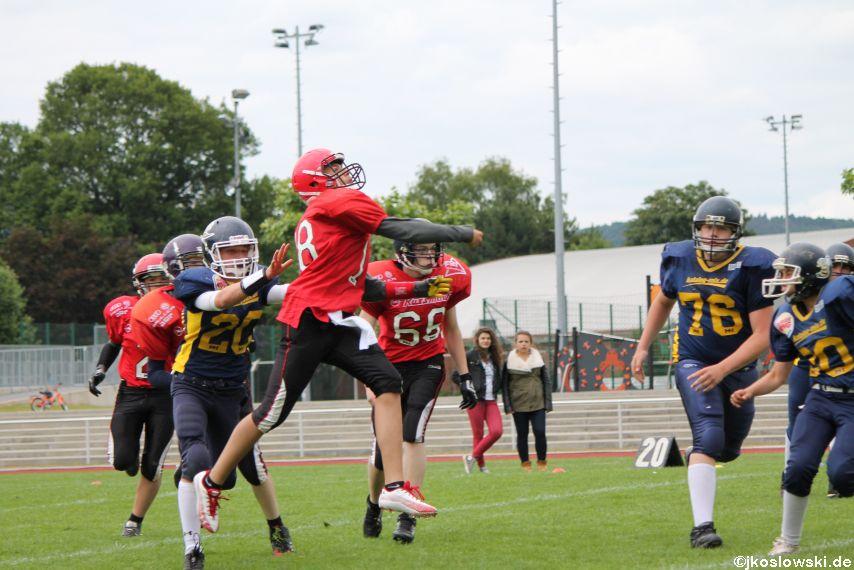 Das finale Turnier der U15 Landesliga Mitte 292