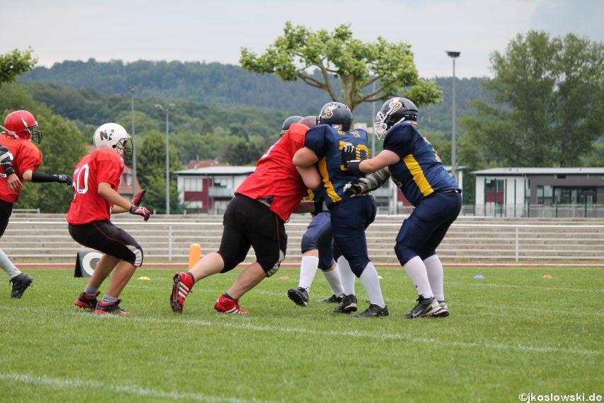 Das finale Turnier der U15 Landesliga Mitte 298